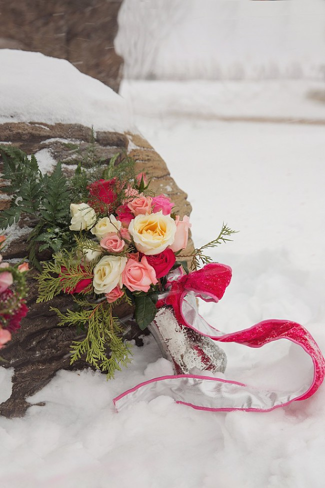Valentine Rose Bouquet | The Day