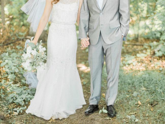 Woodland Wedding | The Day