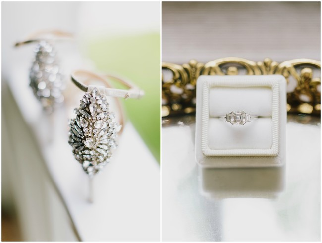 Ring Details Wedding | The Day