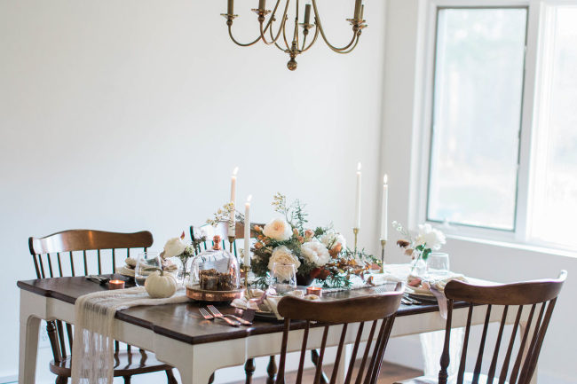 Fall Tabletop | The Day