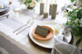 Striped Wedding | The Day