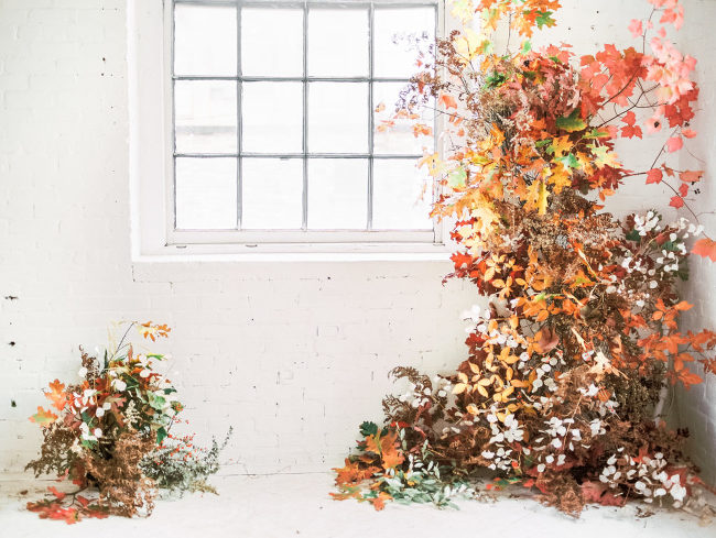 Fall Wedding Ceremony | The Day