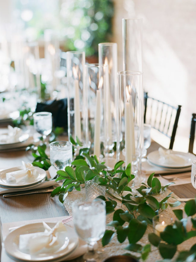 Greenery Wedding Table | The Day