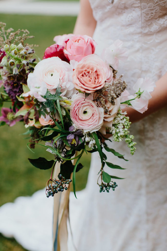 Ranunculus Bouquet | The Day