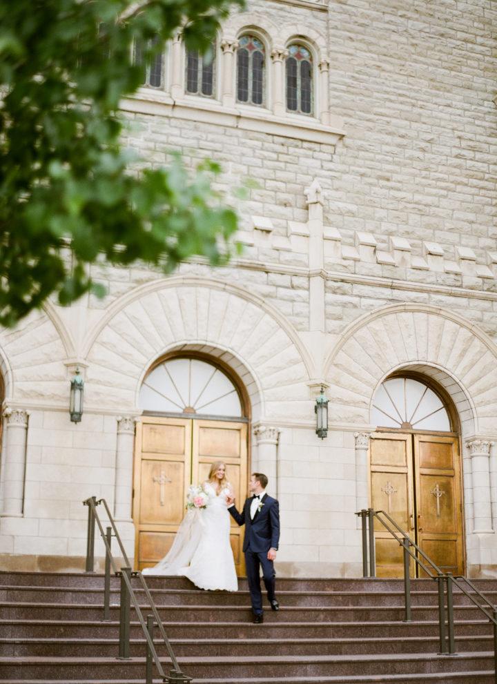 St Adalbert Basilica Grand Rapids Wedding   The Day's Design   Cory Weber Photography