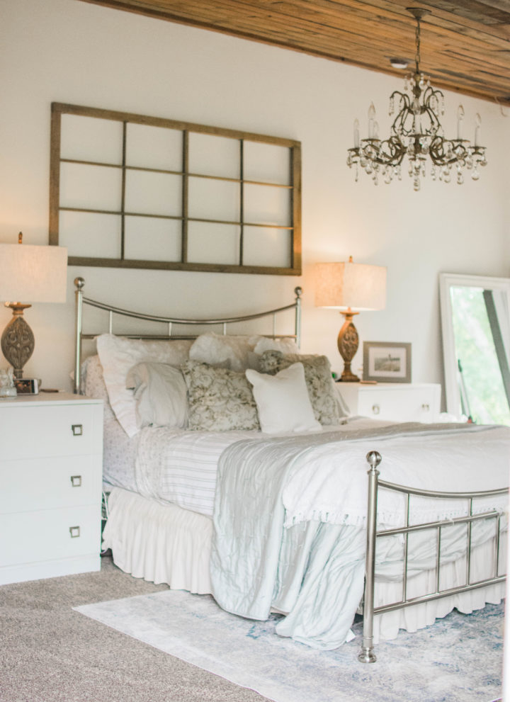Farmhouse Bedroom | TownLine Journal