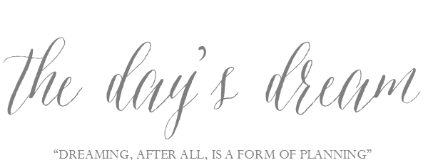 The Day's Dream Blog logo
